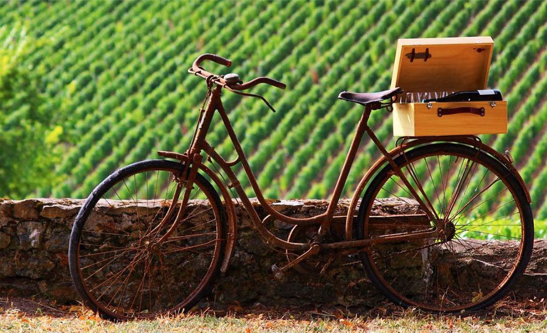 Rougeon Visites à vélo