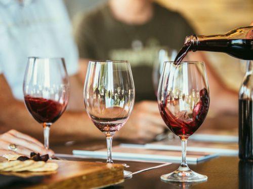 Dégustation de vins à Dijon